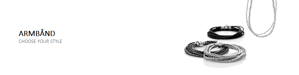 læderarmbånd med sten