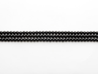 Blank 6 mm onyx kæde