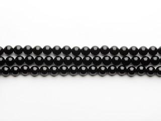 Blank 10 mm onyx kæde